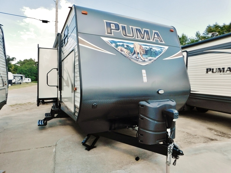 2017 Palomino Puma Travel Trailer 32 FBIS
