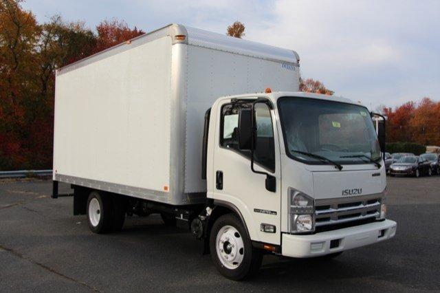 2016 Isuzu Truck Dry Freight Box Isuzu  Box Truck - Straight Truck