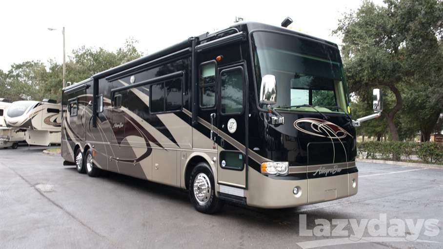 2008 Tiffin Motorhomes Allegro Bus 42QRP