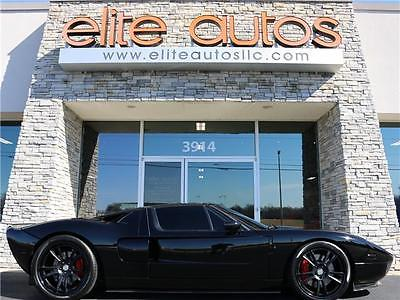 2005 Ford Ford GT -- Heffner Twin Turbo CARBON EDITION only 2k miles OVER $150k IN MODS Like New