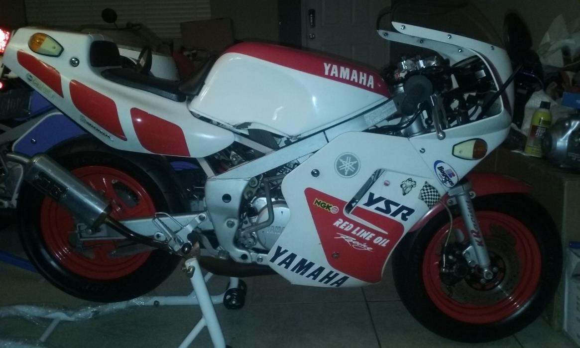 2017 Yamaha YW125HS