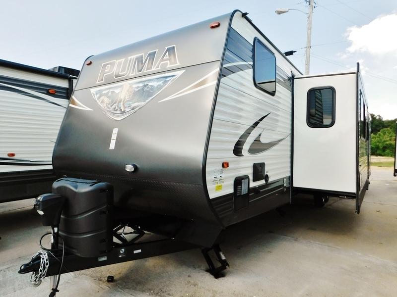 2017 Palomino Puma Travel Trailer 32 FBIS, 2