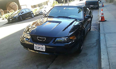 2000 Ford Mustang Base Convertible 2-Door 2000 Ford Mustang Base Convertible 2-Door 3.8L