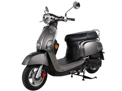2016 Genuine Scooter Company BUDDY INTERNATIONAL 50