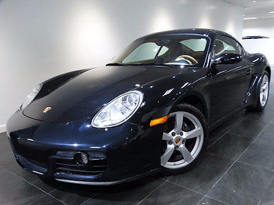 2008 Porsche Cayman 2dr Coupe 2008 PORSCHE CAYMAN TIPTRONIC HEATED-SEATS SOUND-PKG-PLUS XENON 18-WHLS MSRP$58k