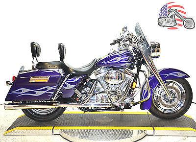 2002 Harley-Davidson Touring 2002 Harley Davidson CVO Screamin' Eagle Road King FLHRSEI Immaculate 9685 Miles