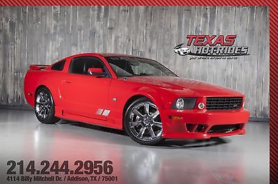 2005 Ford Mustang GT Saleen S281 Supercharged 2005 Ford Mustang GT Saleen S281 Supercharged! 4.6L V8! MUST SEE