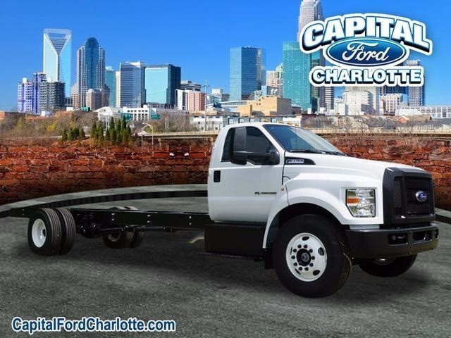 2017 Ford F650 Cab Chassis