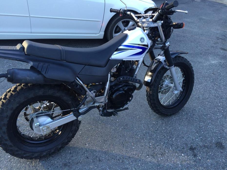 Yamaha tw200 motorcycles for sale in maine for Maine yamaha dealers