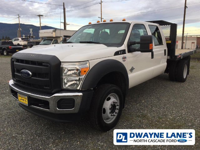 2016 Ford F-450 Cab Chassis