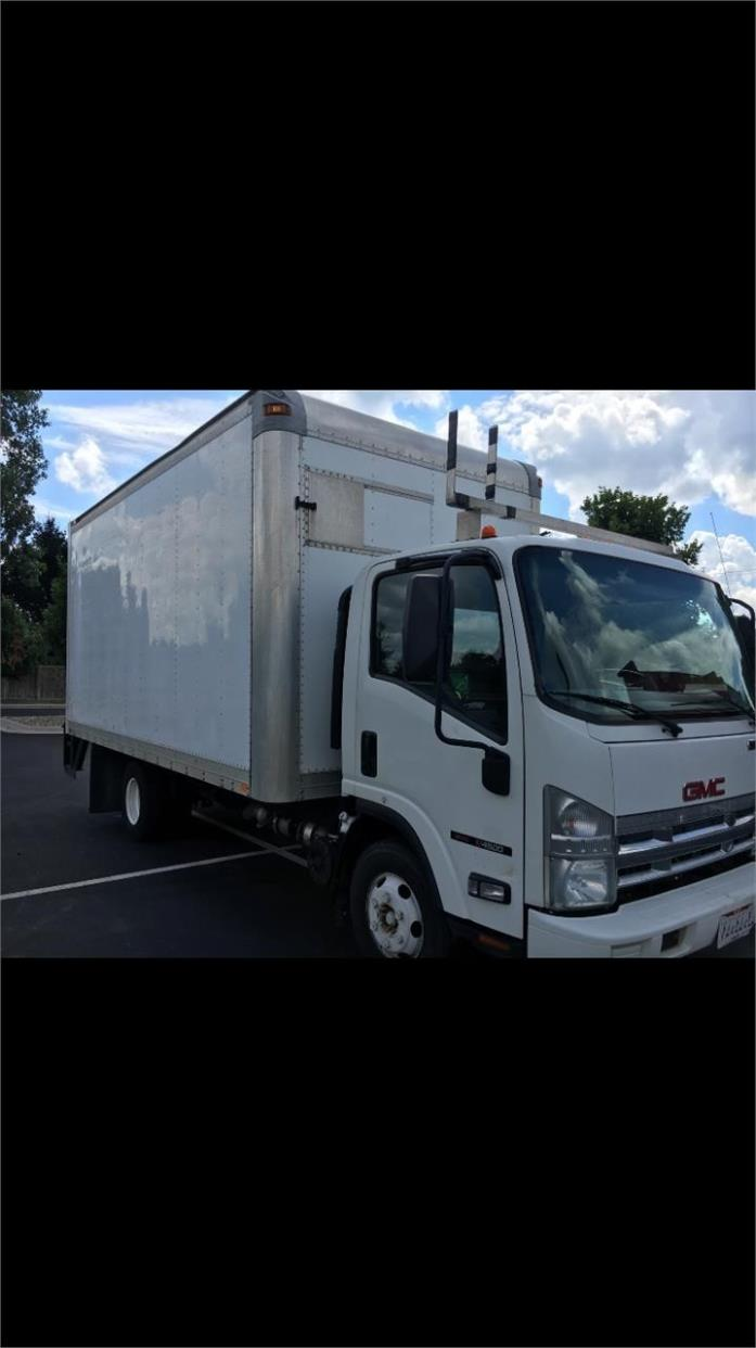 2009 Gmc W4500  Moving Van