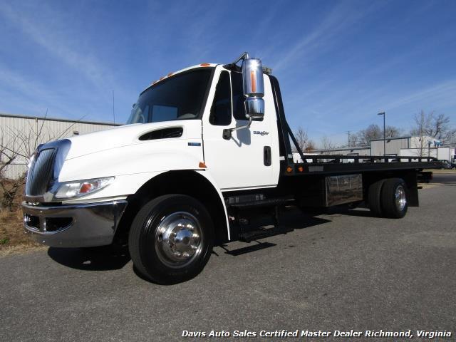 2009 International Navistar Durastar Century  Rollback Tow Truck