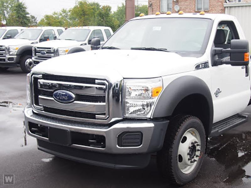 2016 Ford F-550 Dump Truck