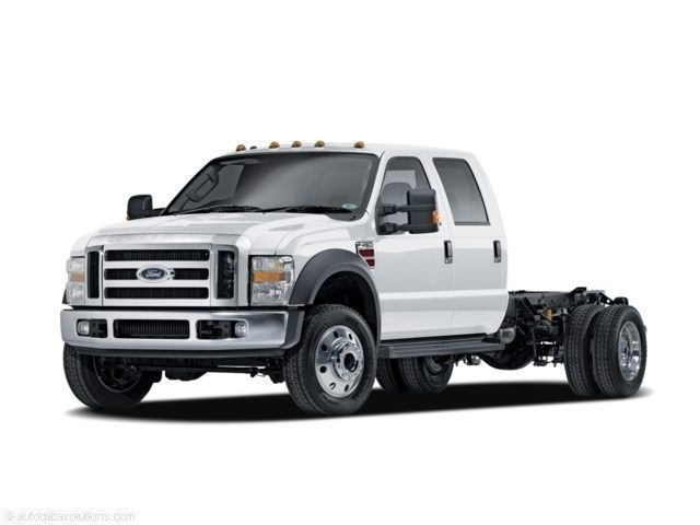 2008 Ford F450 Cab Chassis