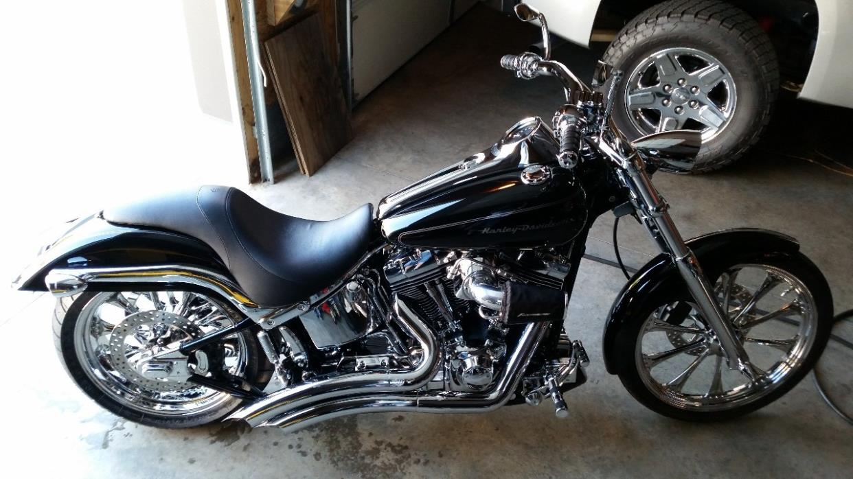 Harley Davidson Softail Deuce Seat For Sale