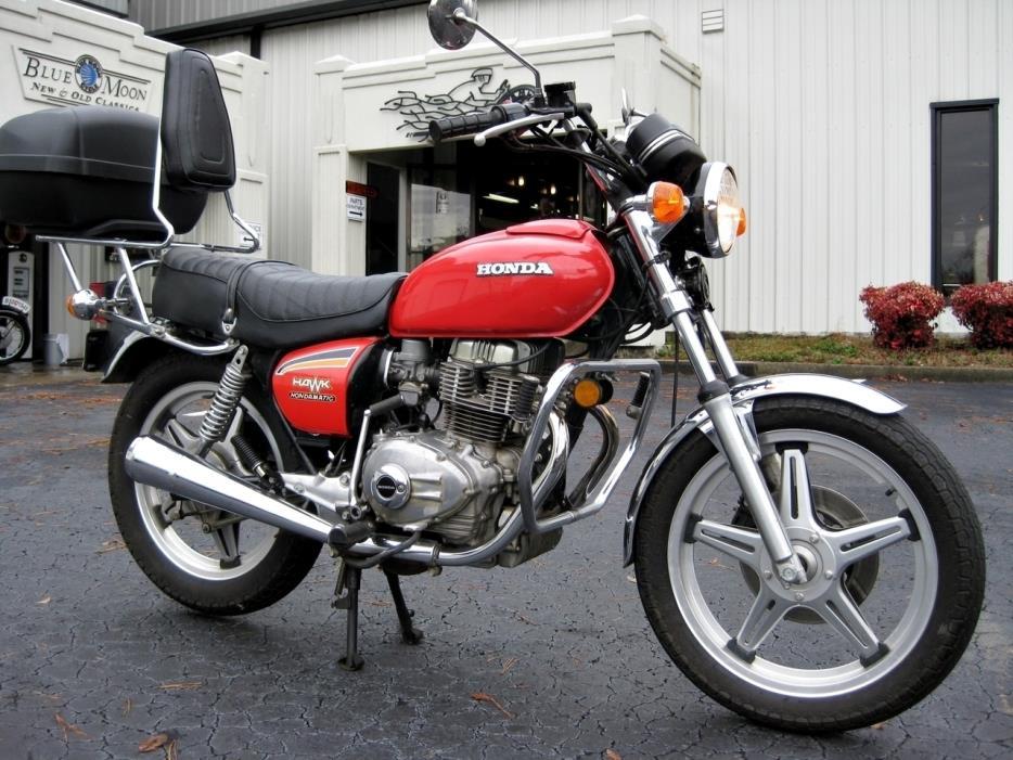 1978 honda cb 400 motorcycles for sale for Honda cb400 for sale