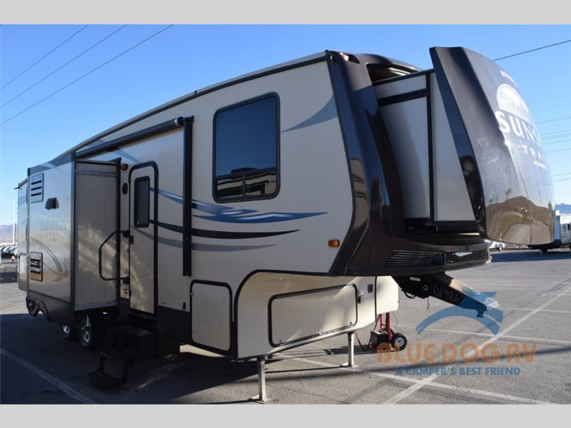 2013 Crossroads Rv Sunset Trail Reserve SF28BH