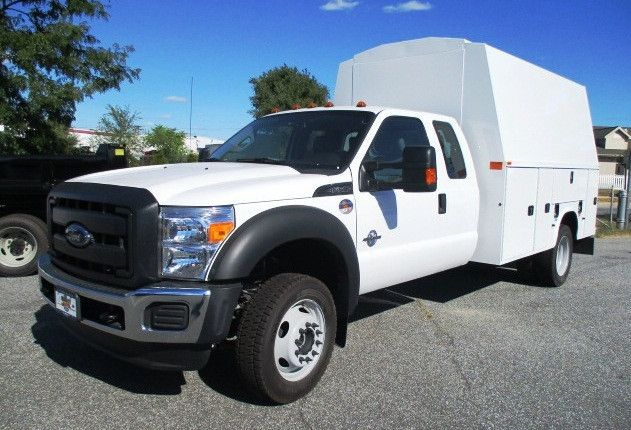 2016 Ford F550 Mechanics Truck