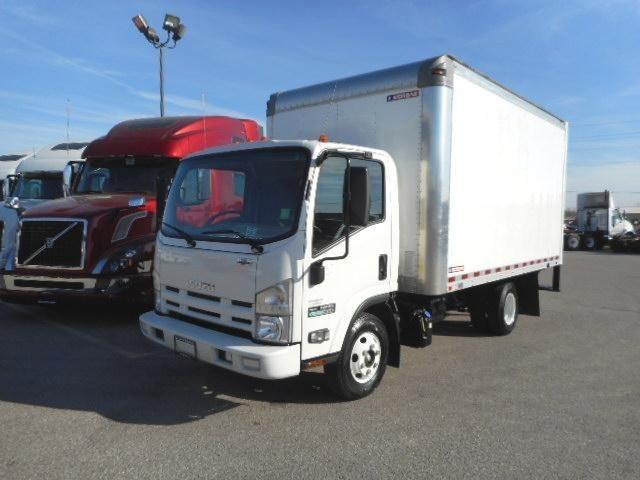 2014 Isuzu Npr Eco Max  Cargo Van