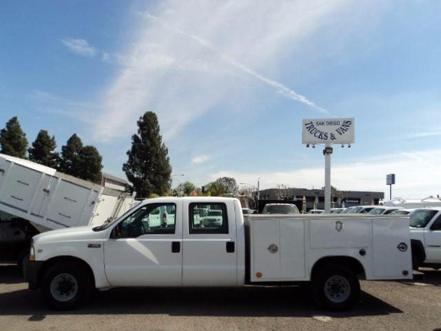 2002 Ford F350  Contractor Truck