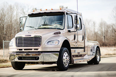 2008 Other Makes RHA-114 SPORTCHASSIS SPORT HAULER  2008 FREIGHTLINER SPORTCHASSIS RHA114 C4500 F350 F650 F550 CXT MXT 4400 HAULER