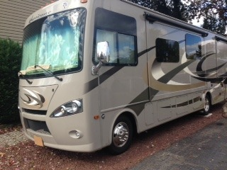 2015 Thor Motor Coach HURRICANE 31S