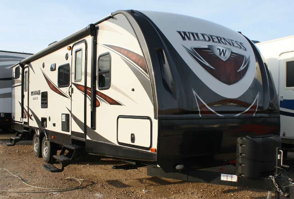 2017 Heartland Wilderness 3150DS