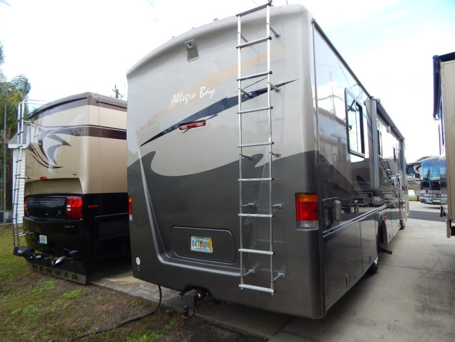 2004 Tiffin Motorhomes ALLEGRO BAY 37DB, 2