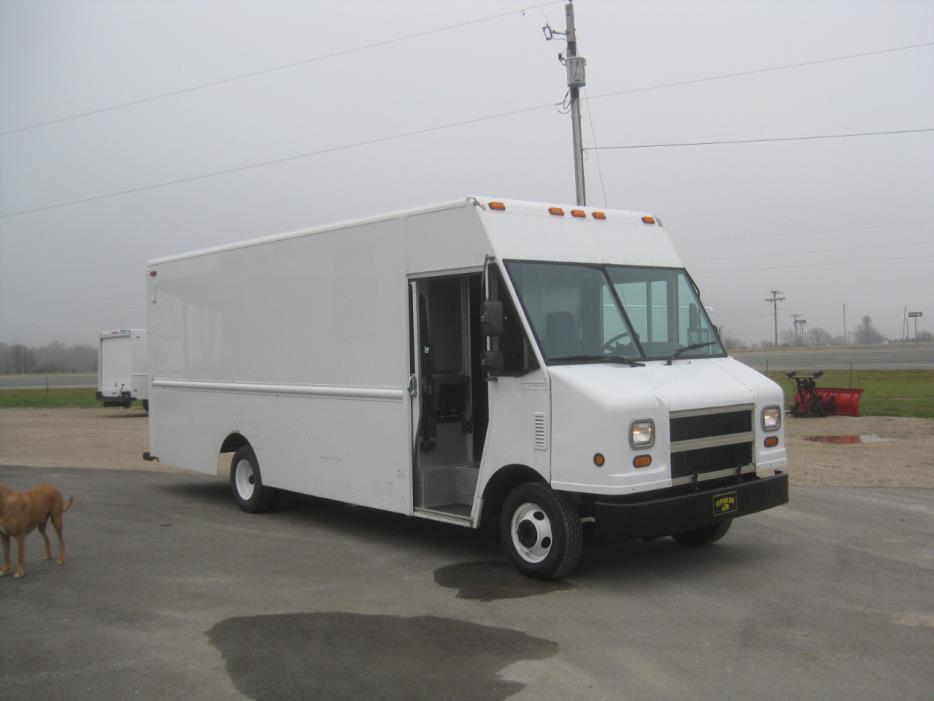 2005 Workhorse Step Van Cargo Van