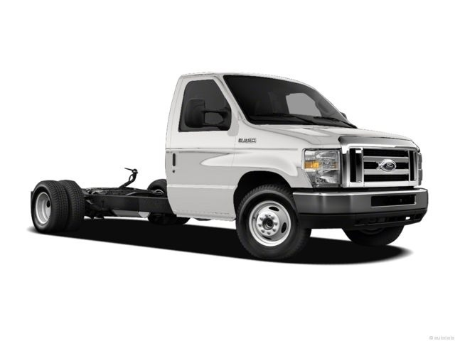 2012 Ford E350 Cab Chassis