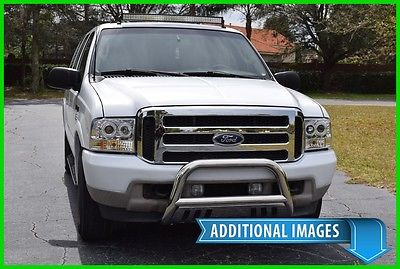 2003 Ford Excursion 7.3L DIESEL SUV - EDDIE BAUER - BEST DEAL ON EBAY! 7.3 l turbo powerstroke f250 f-250 suburban 2500 2007 chevy chevrolet expedition