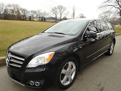 2011 Mercedes-Benz R-Class Bluetec 4Matic Wagon 4-Door 2011 Mercedes-Benz R350 Bluetec 4Matic Wagon,DIESEL