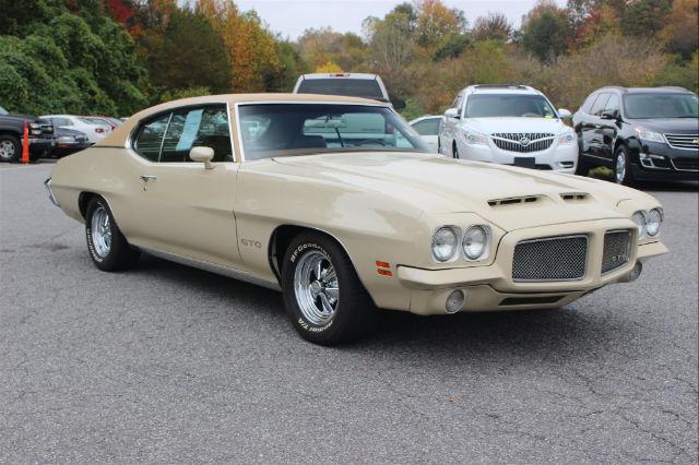 1971 Pontiac GTO 1971 Pontiac GTO
