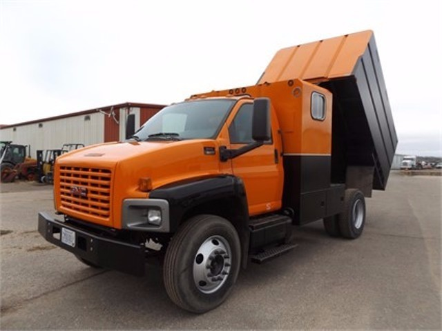 2006 Gmc Topkick Chipper Truck