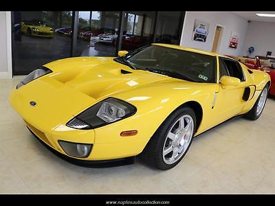 2006 Ford Ford GT Base Coupe 2-Door 2006 Ford GT