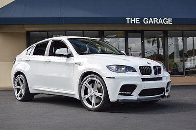 2012 BMW X6 M '12 BMW X6M, 555HP, 22