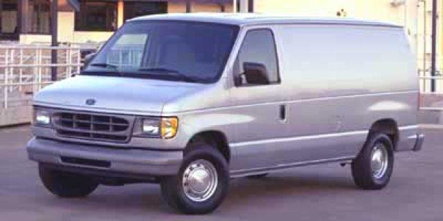 2001 Ford Econoline Cargo Van Cargo Van