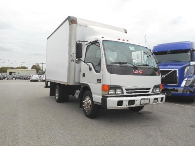 2003 Gmc W3500 Cargo Van
