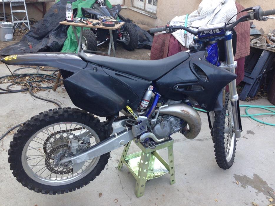 2002 Yamaha YFZ