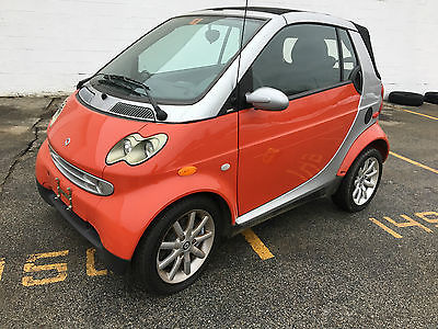 2006 Other Makes Fortwo Convertible 2-Door 2006 Smart Fortwo Convertible 2-Door