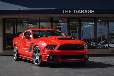 2014 Ford Mustang 2014 ROUSH STAGE 3 PHASE 3 '14 Ford Mustang GT Roush Stage 3 Pkg.,6 Spd Trans,20