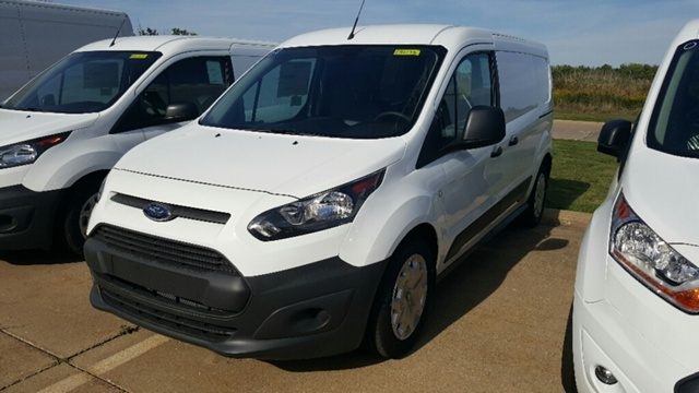 2017 Ford Transit Connect Pickup Truck