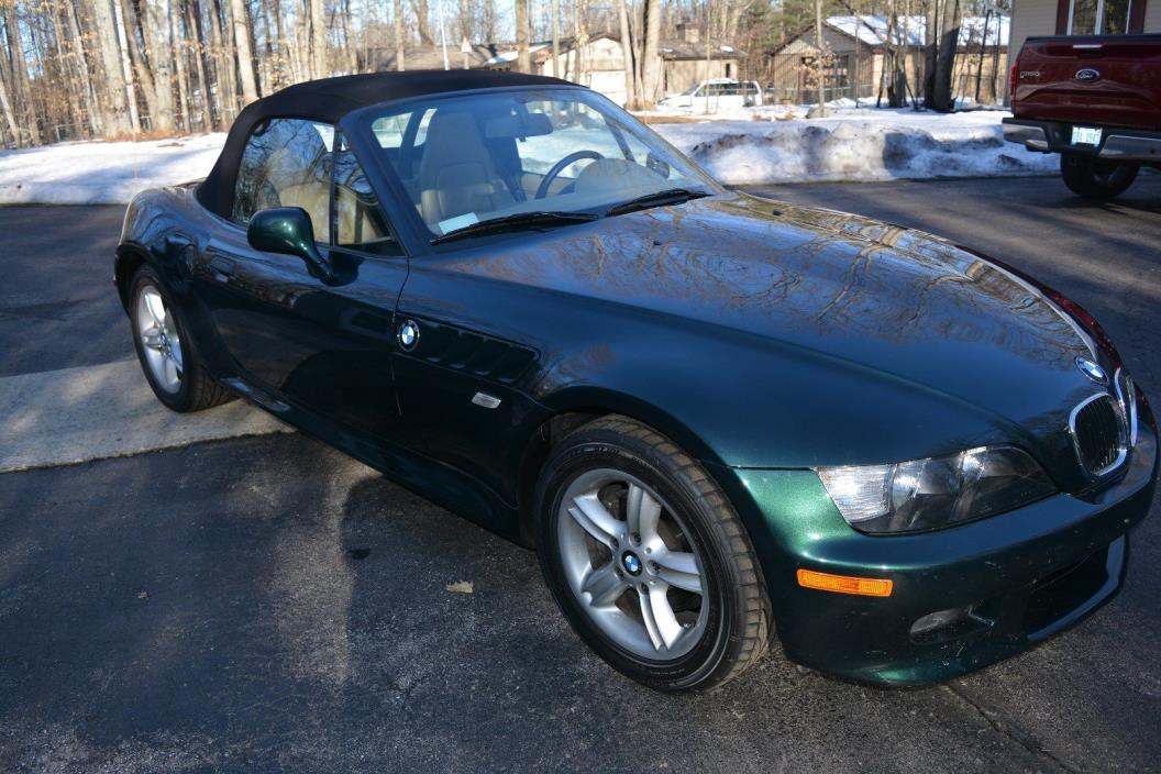 2001 BMW Z3 2001 BMW Z3 Roadster Convertable 28144 Miles One Owner Very Clean, Heated seats