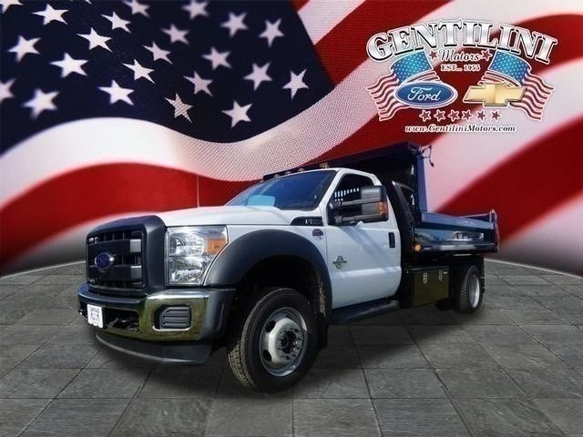2016 Ford Super Duty F-550 Drw  Contractor Truck