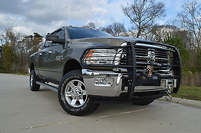 2013 Ram 2500 Big Horn 2013 Dodge Ram 2500 Crew Cab Big Horn SLT 4x4 Diesel Leather Six Speed!!