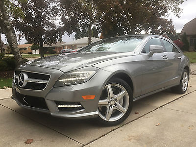 2013 Mercedes-Benz CLS-Class CLS550 Fully loaded 2013 Mercedes CLS550 4Matic with only 44,800 Miles! BEAUTIFUL!!