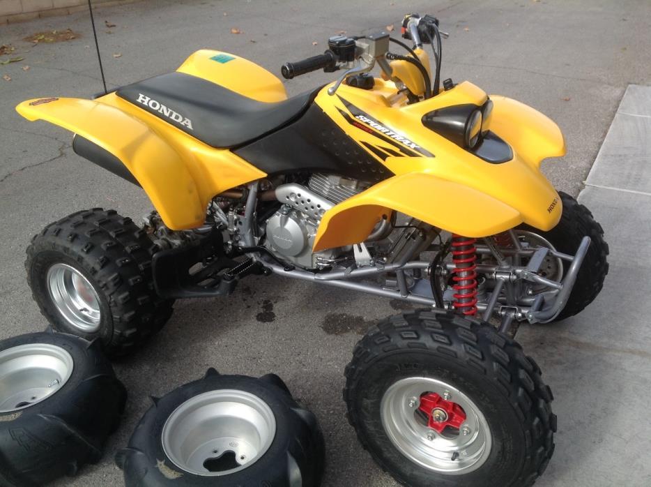 2004 Honda TRX 400EX