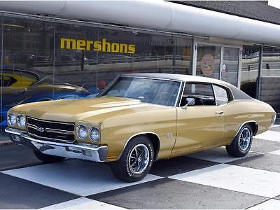 1970 Chevrolet Chevelle Ss A Perfect Match Part 5 Super Chevy