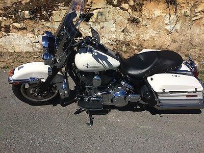 Harley-Davidson: Touring Harley Davidson Road King Police Special