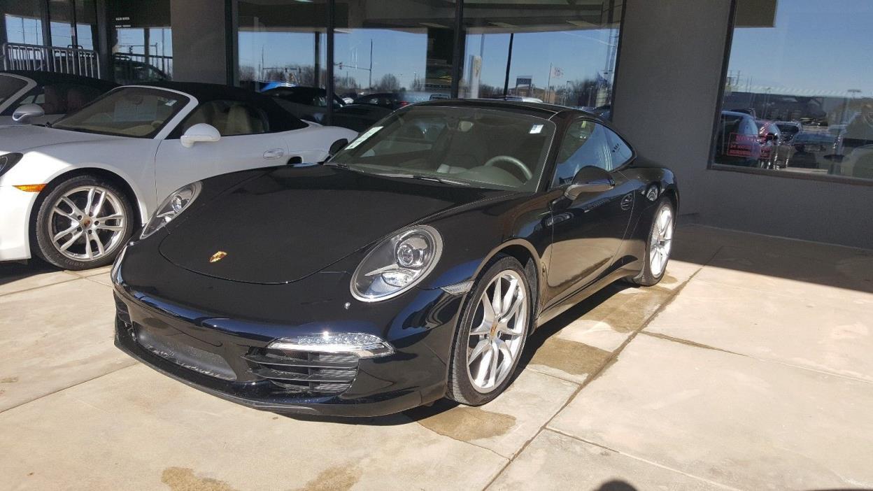 2015 Porsche 911 911 Coupe 2015 Porsche 911 Coupe